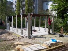 kombination garage berlin carport meersburg aufbau. Black Bedroom Furniture Sets. Home Design Ideas