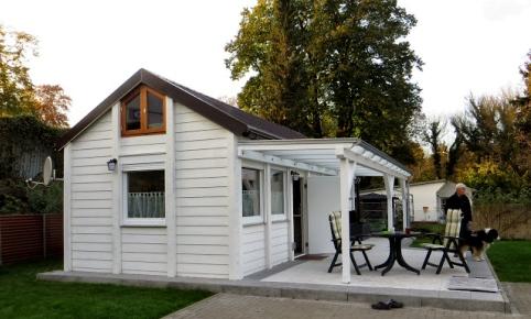 fertigbau gartenhaus nornabaeli. Black Bedroom Furniture Sets. Home Design Ideas